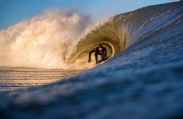 Brett Barley Surfing New Jersey