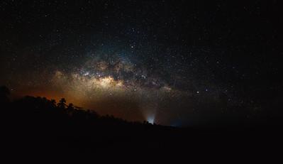 Milky-way Costa rica