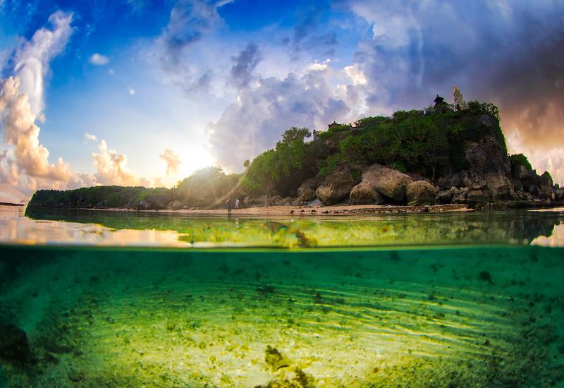 Nusa Dua Waterscapes