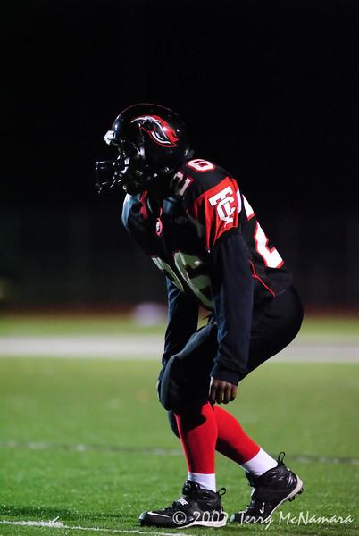 Bloomfield Hills @ Troy<br /> High School Football<br /> 2007