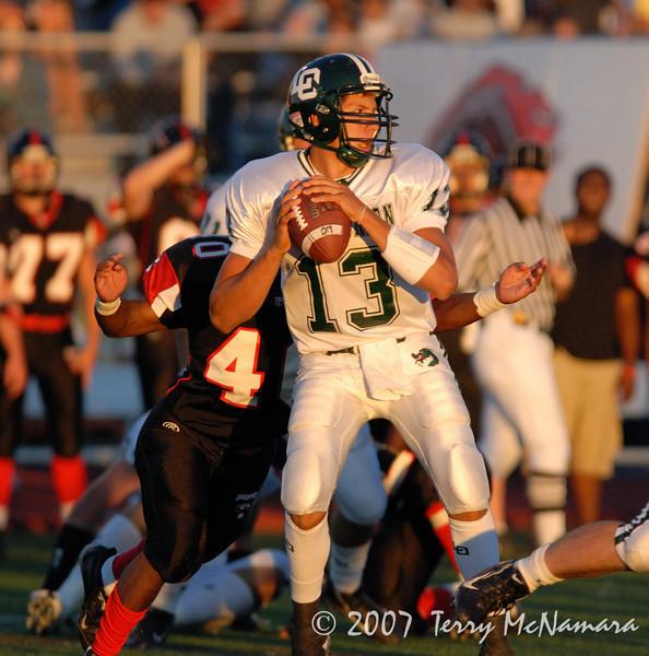 Birmingham Seaholm v. Troy High School<br /> Football