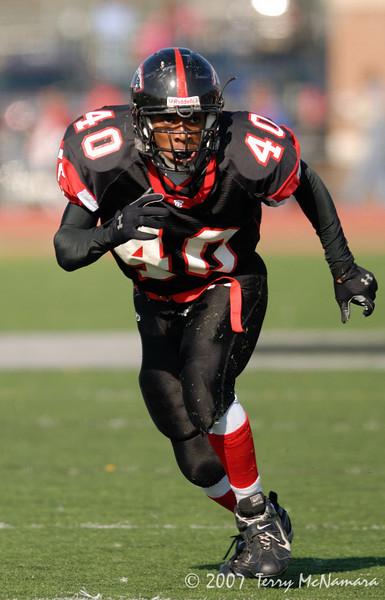 Southfield Lathrup @ Troy<br /> High School Football<br /> 2007