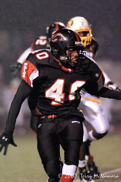 Detroit Henry Ford @ Troy<br /> High School Football<br /> 2007