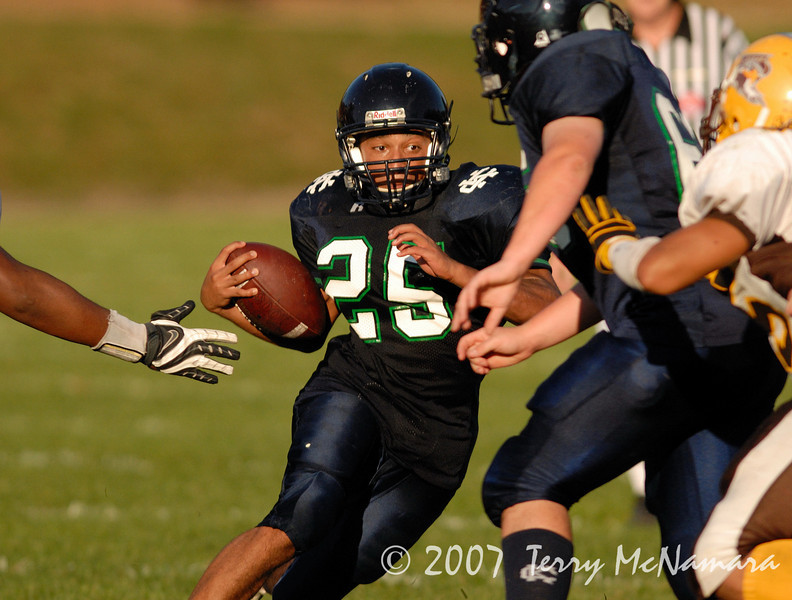 Ferndale @ Crandbrook<br /> High School Football<br /> 2007