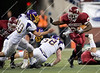 Muskegon vs. Warren DeLaSalle<br /> Boy's High School Football<br /> 2008 MHSAA Division 2 Finals