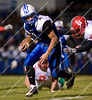 Sacred Heart vs. Beal City<br /> Boy's High School Football<br /> 2008 MHSAA District Finals