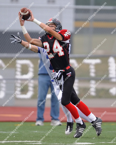 Rochester vs. Troy<br /> 2008 High School Varsity Football