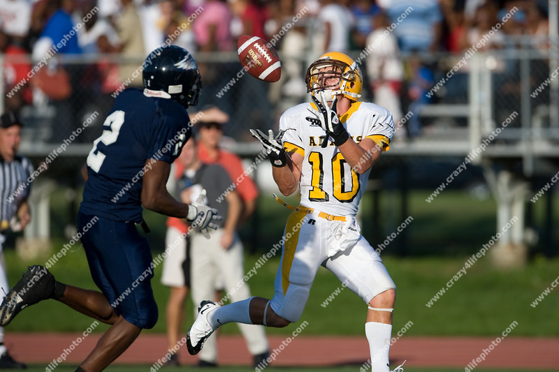 Rochester Adams vs. Southfield<br /> 2008 Boy's High School Football