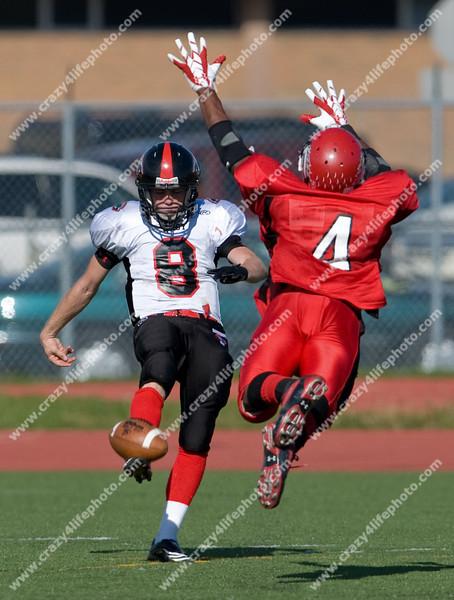 Troy vs. Southfield Lathrup<br /> 2008 Boy's High School Football