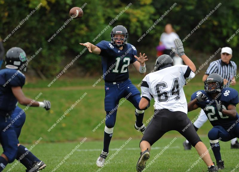 Lutheran High School Westland vs. Cranbrook-Kingswood<br /> 2008 Boy's High School Football