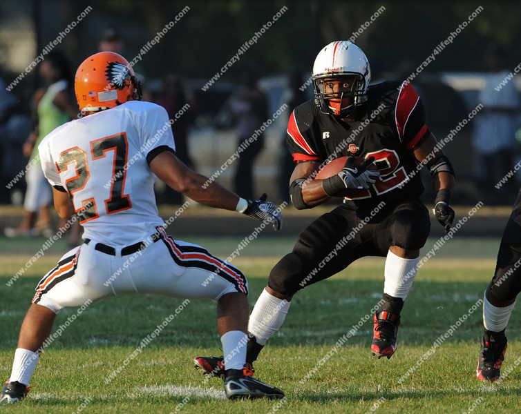 Brother Rice vs. Oak Park<br /> 2008 High School Varsity Football