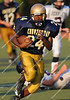 Berkley vs. Detroit Country Day<br /> 2008 Boy's High School Football - JV