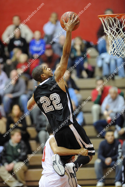 Troy v. Athens<br /> High School Boys Basketball<br /> 2008