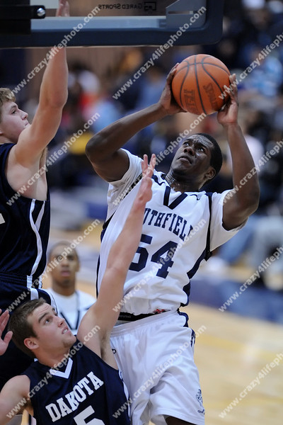 Dakota v. Southfield<br /> High School Boys Basketball<br /> 2008