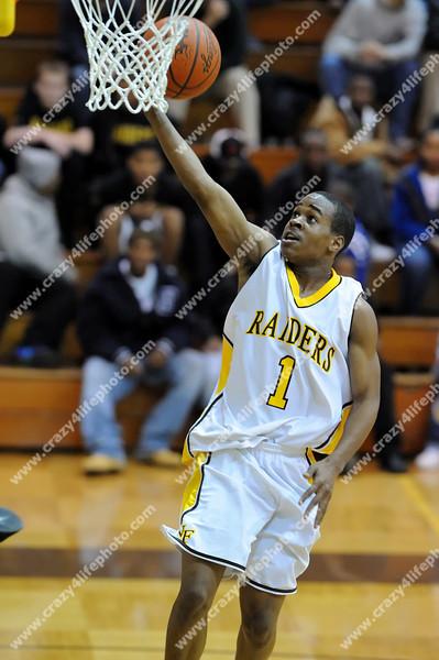 Clarkston v. North Farmington<br /> High School Boys Basketball<br /> 2007