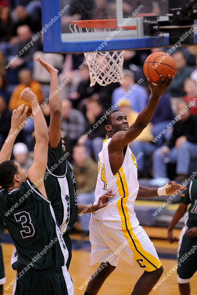 West Bloomfield vs. Clarkston<br /> Boys High School Basketball<br /> 2008