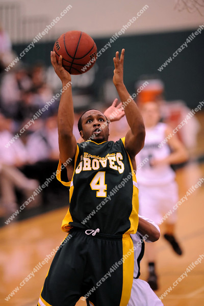 Groves vs. Lake Orion<br /> High School Boys Basketball<br /> 2008