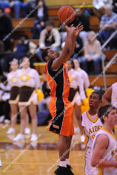 Pontiac Central v. North Farmington<br /> High School Boys Basketball<br /> 2008