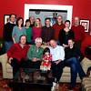 Family at Christmas 2010