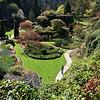 The lower garden, Butchart Gardens, Victoria, BC