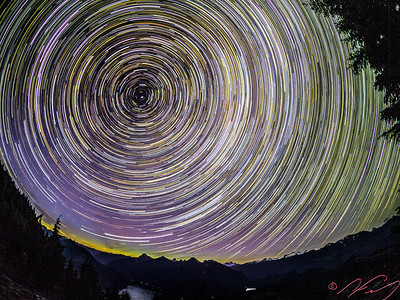 2 Hour Star Trail