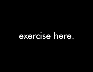 exercise here