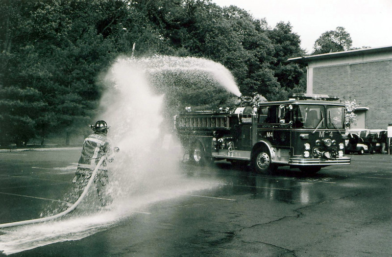Photo's from Demarest Fire Dept. Wetdown Ladder 1 (469)