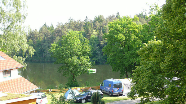 Seeblickplätze an Pfingsten