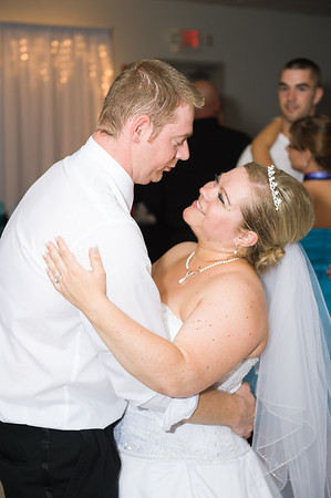 Beth and John Wedding