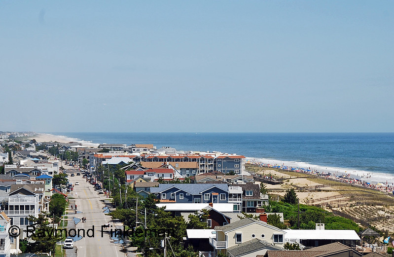 View of Bethany Beach, June 7, 2015