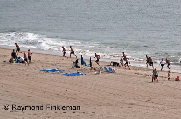 Lifeguard training.