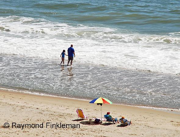Bethany Beach, a family beach.
