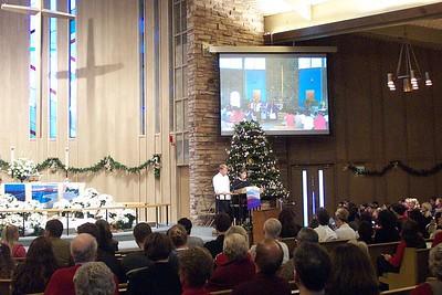 Bethel  sanctuary Dec 2003