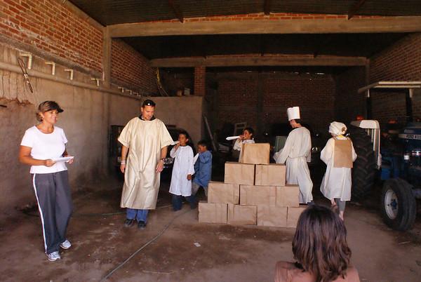 Bethshean Mexico Mission