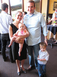 The Sawyers: Lindsay, Kyle, Bristolyn and Brayden.