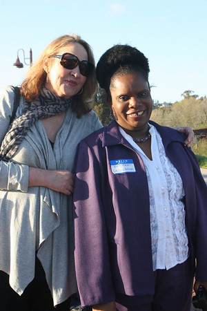 Betty Montaki Celebration in Santa Cruz