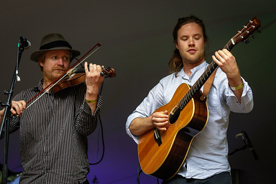 Aaron Catlow and Kit Hawes