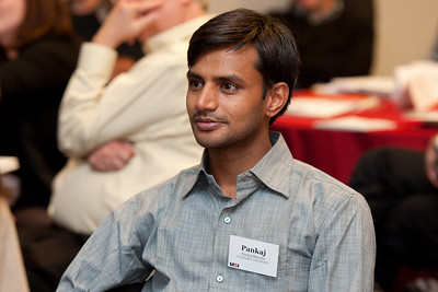 Pankaj Sharma, doctoral candidate, Stanford University. Photo Credit: Steve Castillo