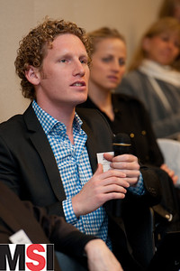 Jonah Berger, assistant professor of marketing, University of Pennsylvania. Photo Credit: Steve Castillo