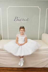Bianca's Communion
