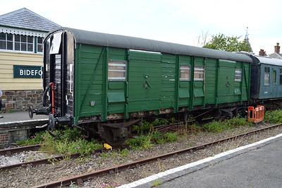 2142 PMVY at Bideford Old Station  28/08/15.