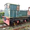 0-4-0DM 3832 'Planet' at Bideford Old Station  28/08/15.