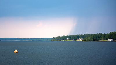 Thunderstorm Over Big Bay