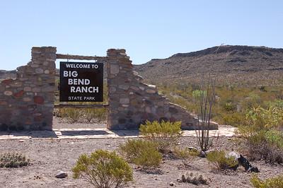 Big Bend Ranch State Park 2016