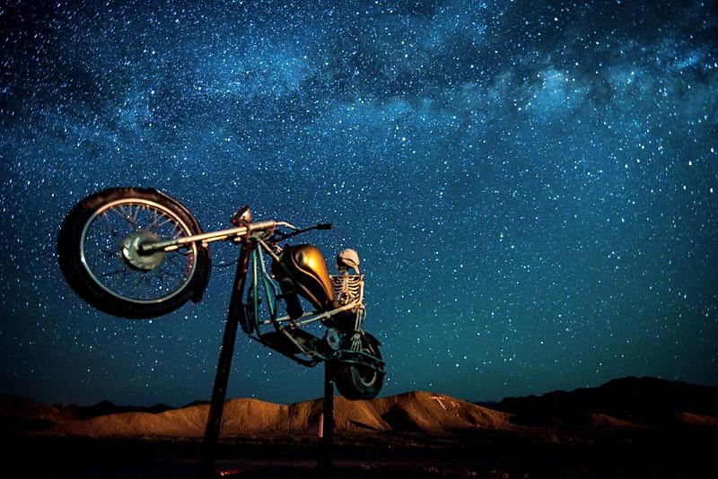 Terlingua Ghost Rider