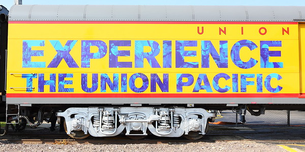 Experience the Union Pacific