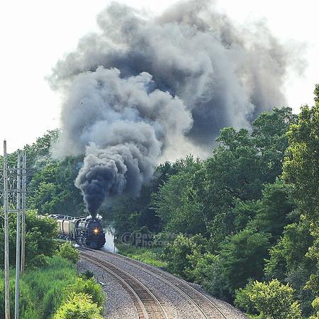 I Hear the Train a Comin'...