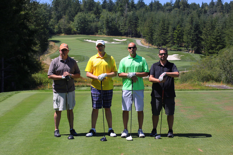 """Big Swing"" Golf Tournament 7.27.2013"