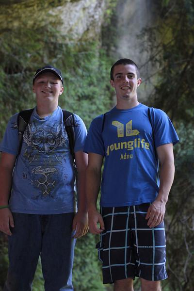 Waterfall Hike 7.13.13