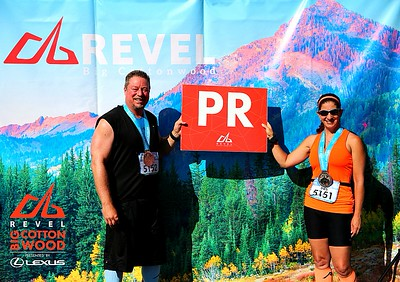 Big Cottonwood Half Marathon, Salt Lake City UT September 12, 2015